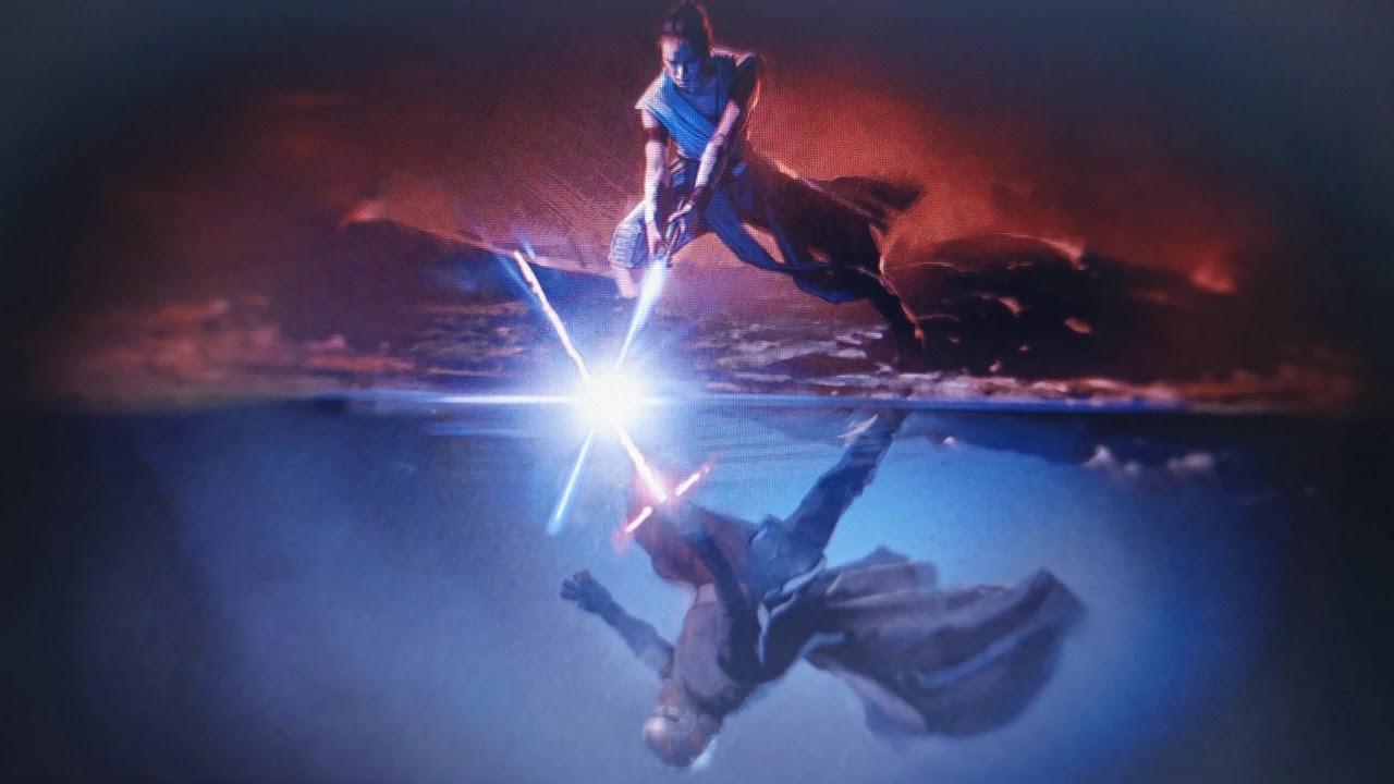 Star Wars Rise Of Skywalker Wallpaper Youtube