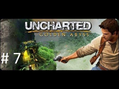 Uncharted: El Abismo De Oro   En Español   Capítulo 7