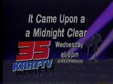 KRRT-TV 35 San Antonio FOX 1987 Promos