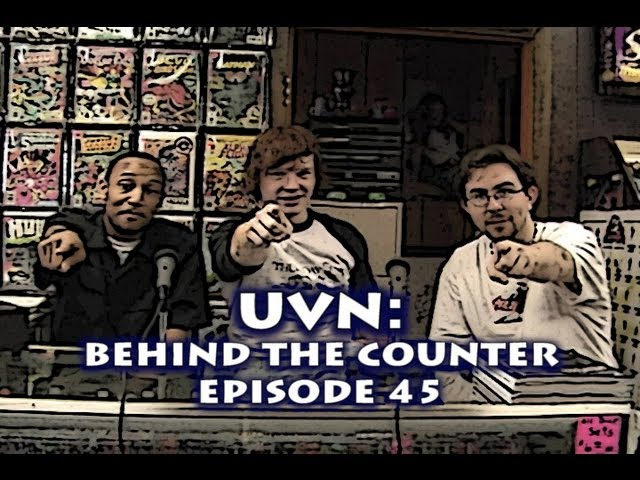 UVN: Behind the Counter 45