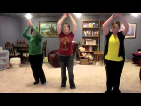 Leakystars 2012: Do The Hippogriff starring The Shufflepuffs