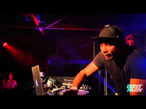Dont Party Tv in Association with Redbull Present :: Dillinja Live @ The Assembly