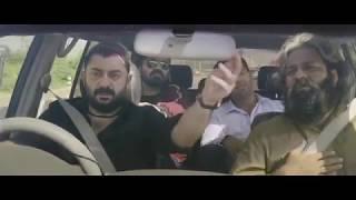 Chekka Chivantha Vaanam - Car Scene