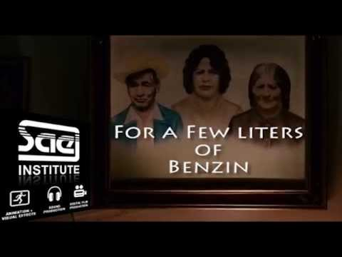 For a few liters of benzin by Ahdy Saleh