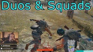 PUBG - Duos & Squads