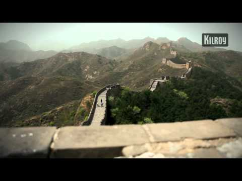 KILROY was here: The Great Wall of China