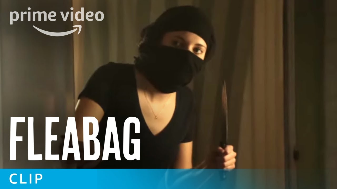 Download Fleabag Season 1 Ninja Surprise Scene | Prime Video