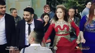 """Rüzgar & Derya düğün töreni Koma Ekremo """"Ağır delilo""""  Yenidoğan / 2018"""