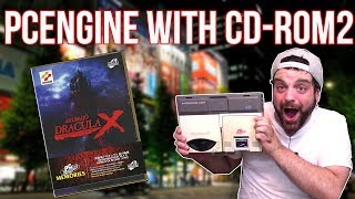 PC Engine with Super CD-ROM2 - the REAL PC Master Race!  | RGT 85 What's in the Box #8