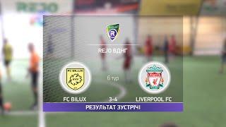 Обзор матча FC Bilux 3 4 Liverpool FC Турнир по мини футболу в Киеве