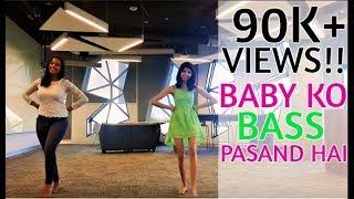 Baby Ko Bass Pasand Hai (Sultan) - dance cover
