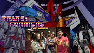 The Transformers Movie Event