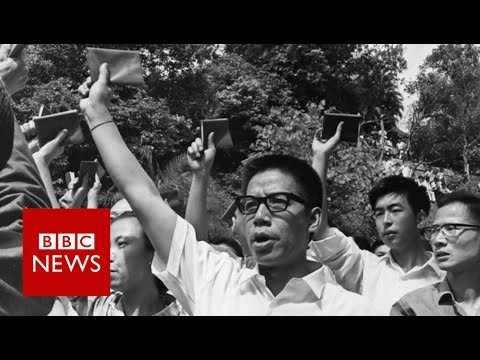 What was China's Cultural Revolution? BBC News