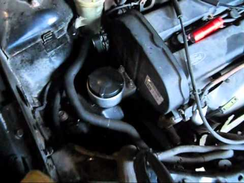 2000 Ford Focus DOHC Motor Mount Replacement  YouTube