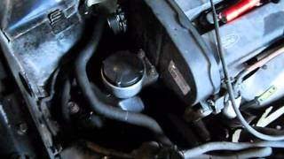 2000 Ford Focus DOHC Motor Mount Replacement