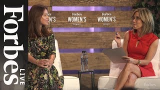 Turning The Moment Into A Movement | Forbes Women's Summit 2018 | Forbes Live