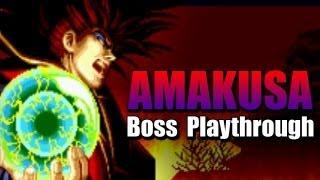 Samurai Showdown Arcade Amakusa Playthrough
