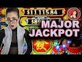 Progressive MAJOR JACKPOT On Phoenix Fa Slot Machine at Wynn Las Vegas