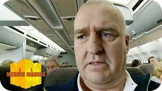 """Panik im Flugzeug """"Wir werden alle sterben"""""""