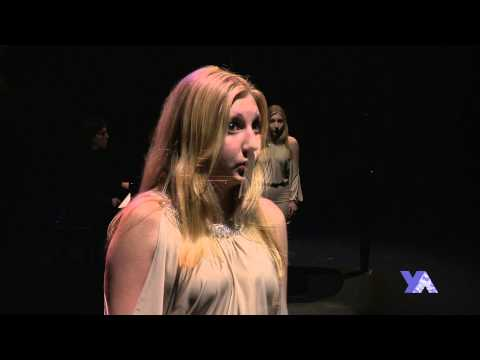 Maria Kolomiets + Llewellyn Sanchez Werner | Voice + Piano | 2015 YoungArts New York