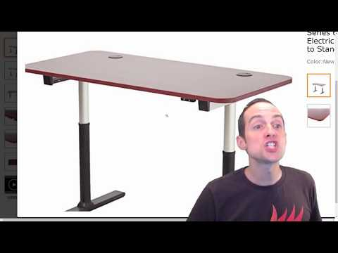 Unlock Extra Energy Filming Videos, Burn More Calories, and Lose Weight with a Standing Desk!