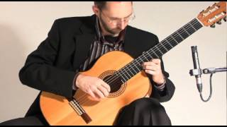 "Fernando Perez ""Heroic little sisters on the grassland"", Chinese Pipa music for guitar."