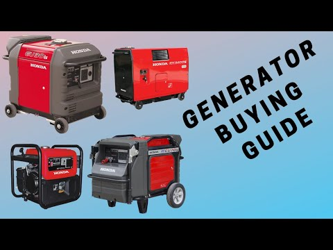 Home Generator Buying Guide | How to Choose a Generator | Hindi