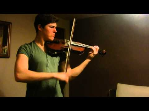 Celtic Woman - The Butterfly - Violin cover
