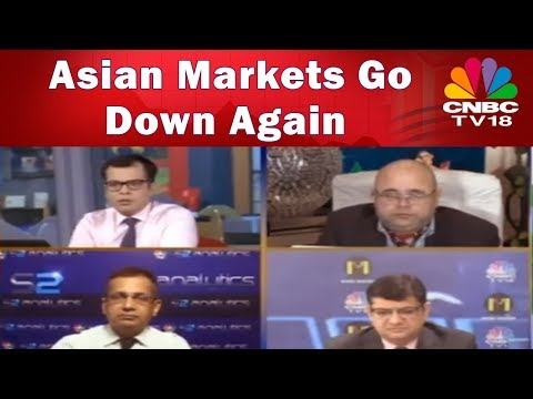 Asian Markets Go Down Again | Emerging Markets Underperform | Bazaar Morning Call | CNBC-TV18