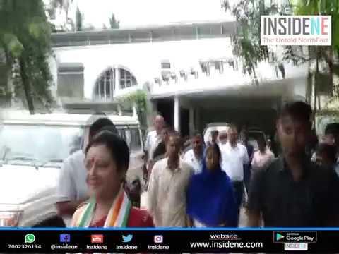 Congress candidate from Gauhati Lok Sabha constituency: Bobbeeta Sharma