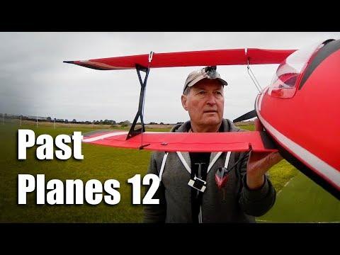 Past Planes 12 - Sonic, Pitts, Scout, Bix3, Box, Skyhunter