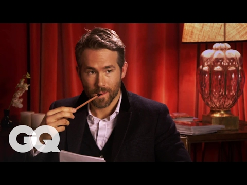 Ryan Reynolds Gets Roasted By His Twin Brother  GQ