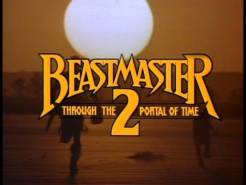 Beastmaster 2: Through the Portal of Time (1991) Trailer
