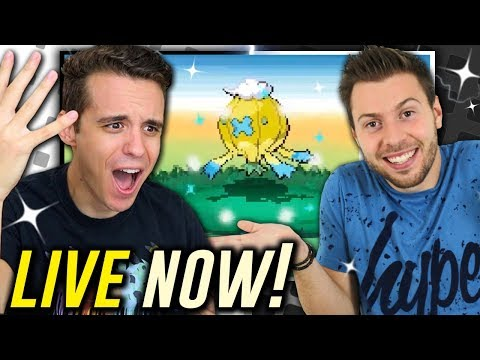 LIVE SHINY HUNTING WITH JULIEN!! (Full Odds Shiny Found!!) | Supreme Stream