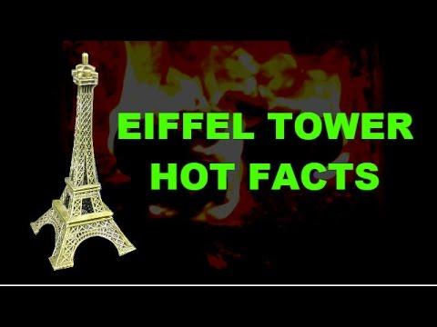 Eiffel Tower @1000Degrees Celsius