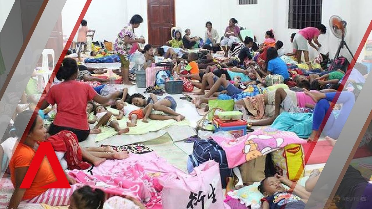 The Philippines braces itself for Typhoon Mangkhut