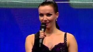 Грузия шоу талантов канатоходец красавица спортсменка комсомолка