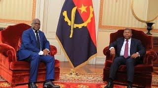 DRC's Tshisekedi to work with Kabila, challenges Fayulu on fraud claims