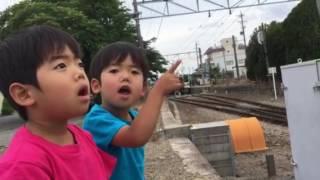 双子 電車見学飯田線 thumbnail