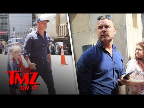 Liev Schreiber's Son Killed It At ComicCon Dressed As Harley Quinn  TMZ TV