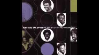 The Manhattans - Just One Moment Away