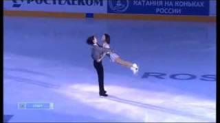 """Qing Pang & Jian Tong The Rostelecom Cup 2009 - Vitas """"Crane"""