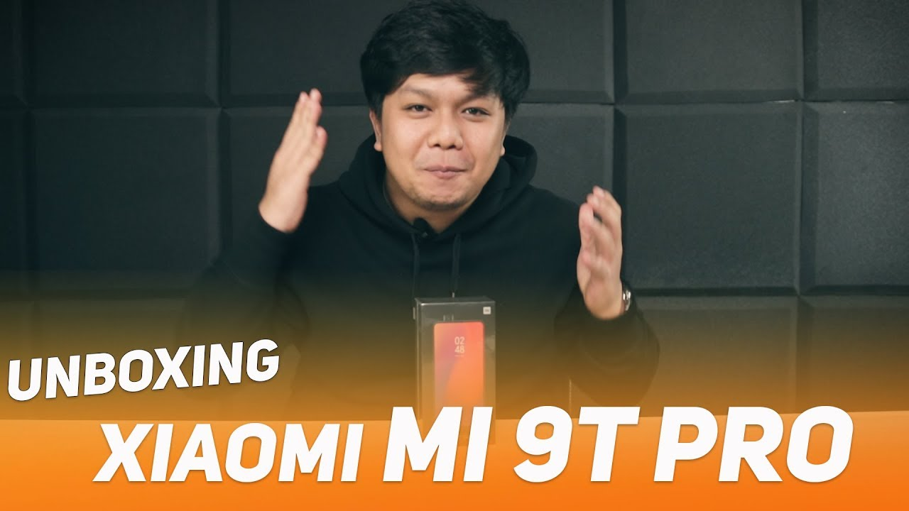 Unboxing Xiaomi Mi 9T Pro - Peranti Dengan Snapdragon 855 Termurah