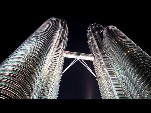 Earth Hour 2013 in Malaysia Petronas Twin Tower