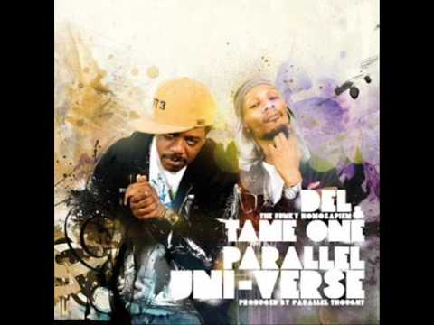 Del The Funky Homosapien & Tame One -  Special (prod. Parallel Thought)