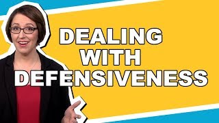 Manager Minute or Two! - Dealing with Defensiveness