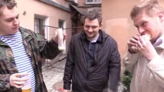 На Шаверма патруль НАПАЛИ! Хованский против перцового баллончика!! 2016 жесть Oxxxymiron
