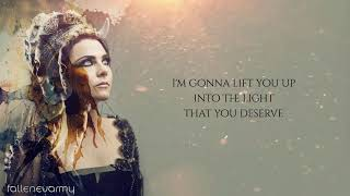 Evanescence - Imperfection (Synthesis) [Lyric Video]