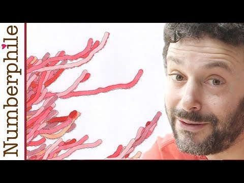 Collatz Conjecture in Color - Numberphile