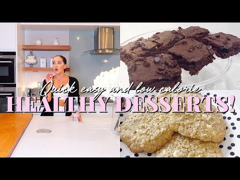 5 Tempting Desserts Under 300 Calories
